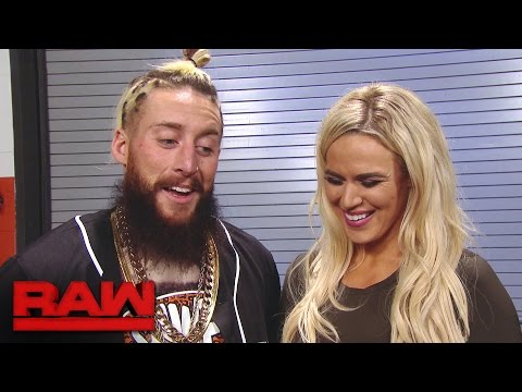 Thumbnail: Enzo Amore and Lana plan a hotel rendezvous: Raw, Dec. 5, 2016