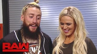 Enzo Amore and Lana plan a hotel rendezvous: Raw, Dec. 5, 2016
