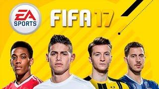 FIFA 17 DEMO - MODO JORNADA É IRADO
