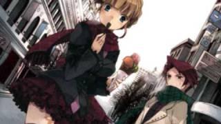 {HQ} Umineko OP: Katayoku no Tori  [FULL]  -One Winged Bird- Shikata Akiko