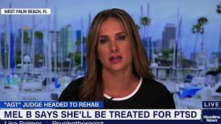 PTSD  - Dr. Lisa Palmer on HLN
