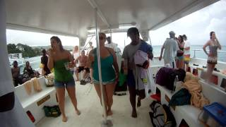 Jamaica - Cool Runnings Boat Cruise - Part 13