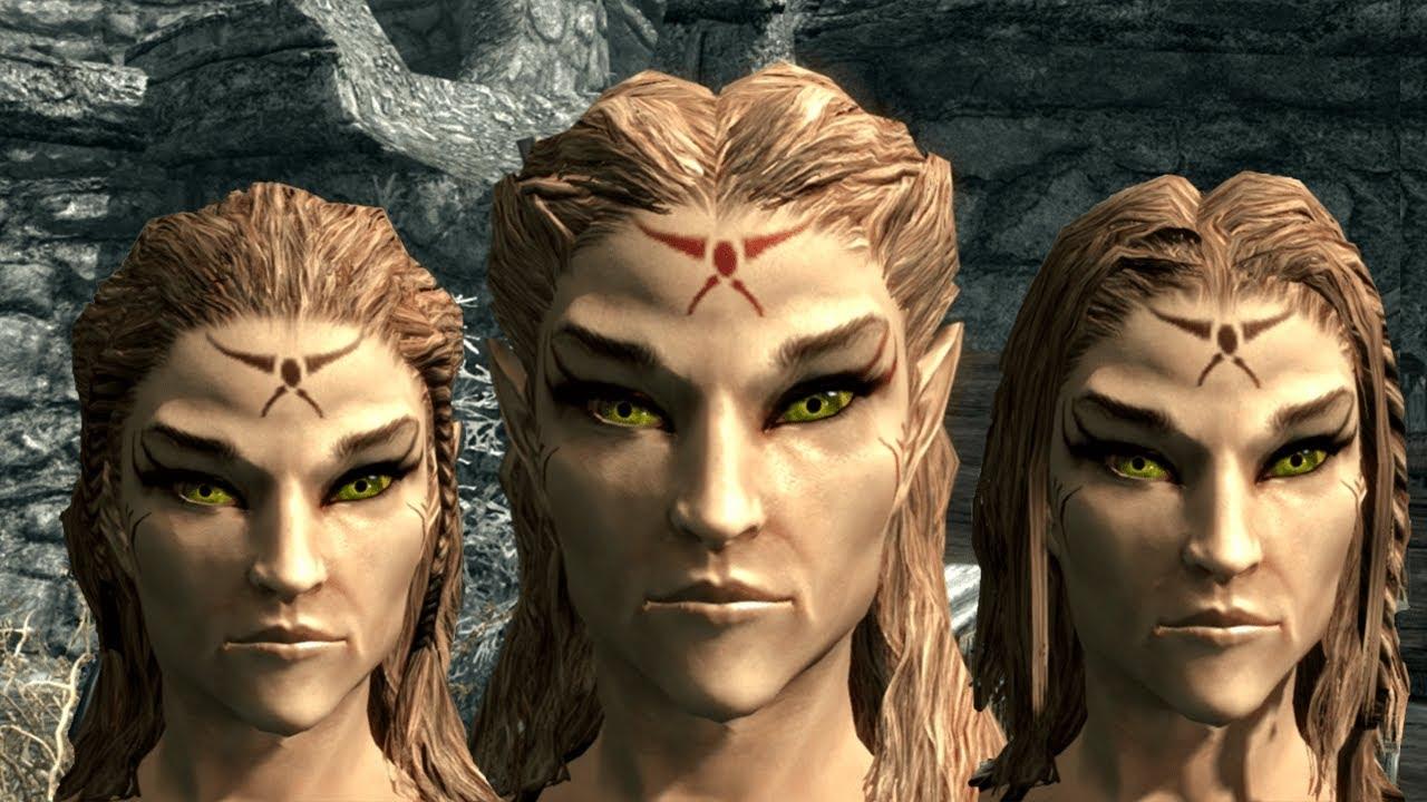High Elf Skyrim