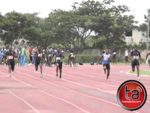 Nesta Carter wins men's 100m at All Comers