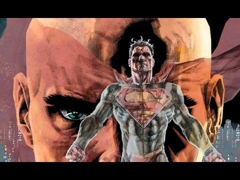 Lex Luthor: Man of Steel - Cómic en Español