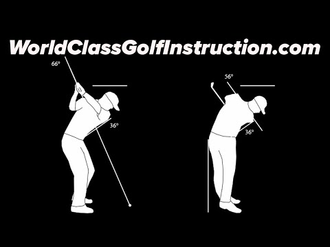 GOLF SWING – How to hit great shots- Craig Hanson Golf