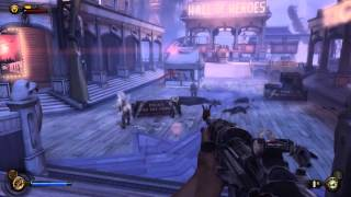 BioShock Infinite - PC Gameplay GTX680 Max setting