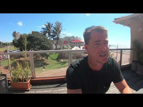 The Greatest Surf Ironman - Shannon Eckstein In South Africa