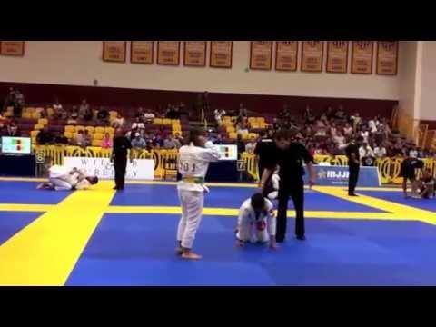Alicia Sixtos  Jiu Jitsu debut  American Nationals 2013  Gracie Barra Santa Barbara.