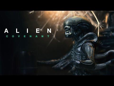 Alien : Covenant - Toy Photography Tutorial (Photoshop CC)