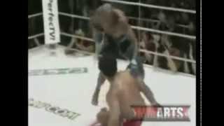 MMA   Nocautes Anderson silva Muito Bom