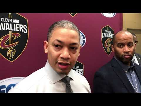 Tyronn Lue says Cedi Osman's start is a one-time thing