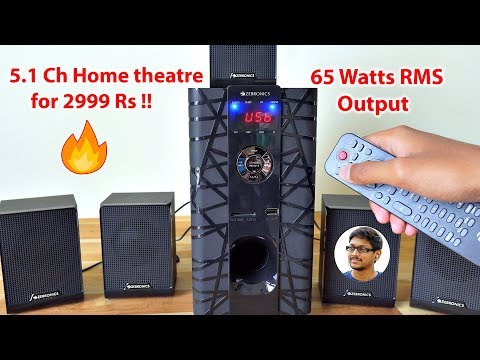 Best Budget 5.1 Home Theater Multimedia Speakers Review...