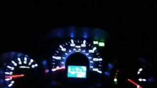 Honda FIT 55 shot @ 2550 rpms. (making a slow car slightly less slow)