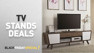 Black Friday Tv Stands By Coaster Home Furnishings // Amazon Black Friday Countdown