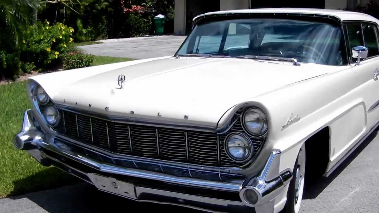1959 Lincoln Premier Spectacular Original Car Sold