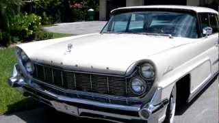 1959 lincoln premiere - spectacular original car !!