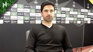 I accept my job is under threat! | Arsenal 0-0 Villarreal | Mikel Arteta press conference
