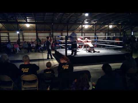 Bret Havoc vs Dale Patricks vs Ace Perry