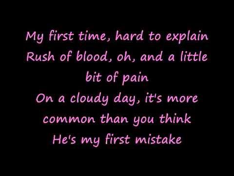White Houses- Vanessa Carlton (Lyrics)