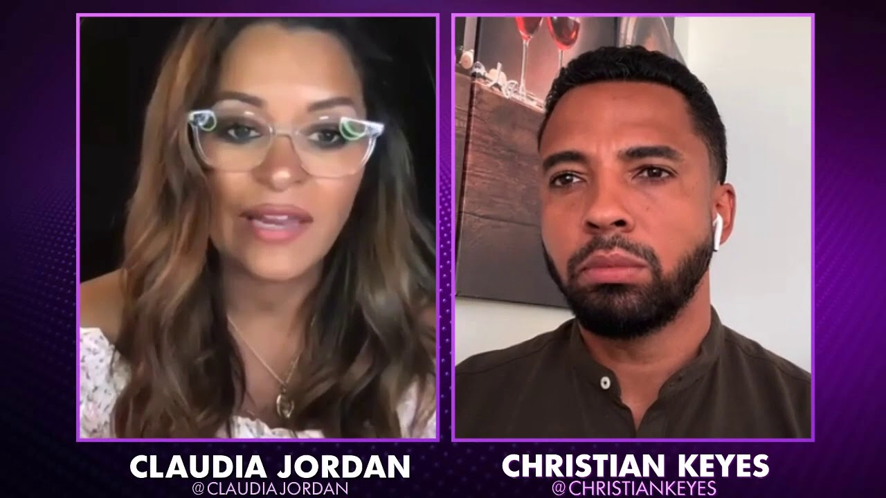 Download Christian Keyes on Defunding the Police, Trump, and More | Out Loud with Claudia Jordan