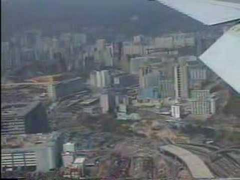 Last chance to land in Kowloon