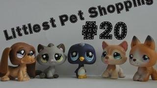Littlest Pet SHOPPING #20