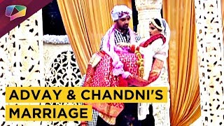 Advay Forcefully Marries Chandni | Iss Pyaar Ko Kya Naam Doon? | Star Plus