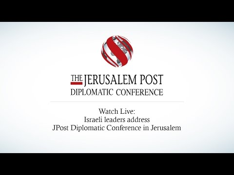 The Jerusalem Post Diplomatic Conference