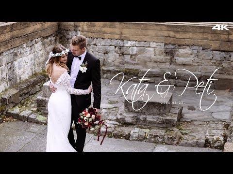 Kata & Peti Esküvői Film - 2018. Győr - 4K
