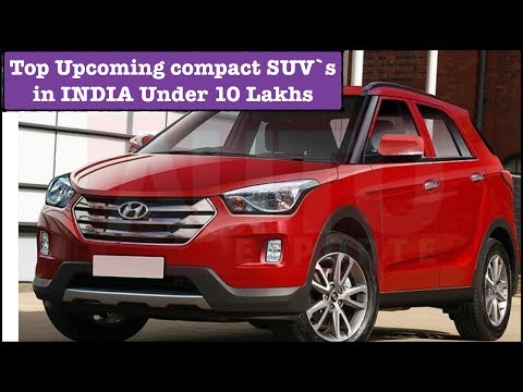 Top Upcoming compact suv under 10 lakhs with price and launch date