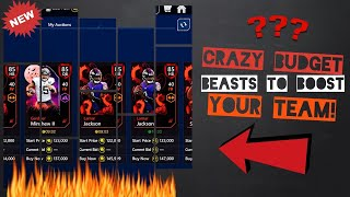 Get these Budget Beasts before their prices go up! Madden Mobile 20! Happy Halloween!