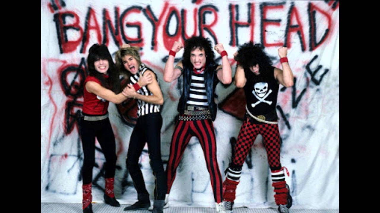 Image result for quiet riot band your head