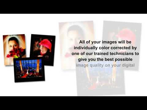 High Quality Professional & Digital Photo Printing Services