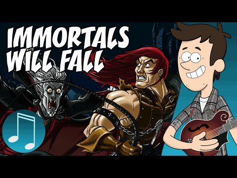 Клип MandoPony - Immortals Will Fall