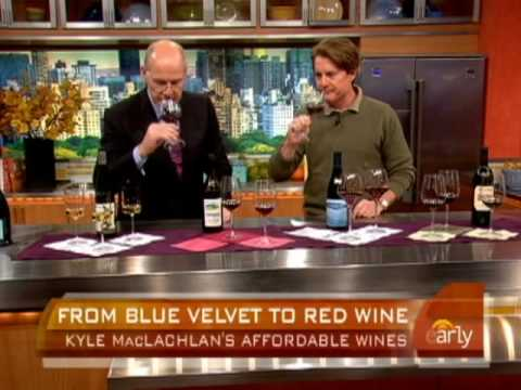 Kyle MacLachlan on Affordable Wines