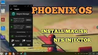 How To Install Magisk On Phoenix Os Roc - Travel Online