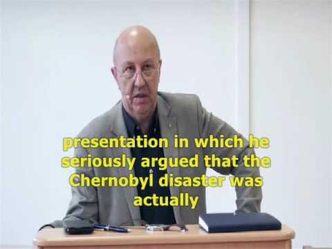 Chernobyl disaster was a result of sabotage