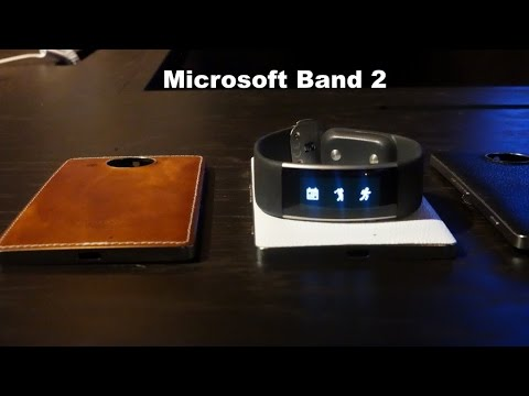 microsoft band 2 hands on youtube. Black Bedroom Furniture Sets. Home Design Ideas