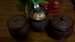 Жаркое в горшочках!!! (обалденно вкусный рецепт жаркого в горшочках!!!)