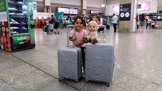 ALEMANHA - Voltando para o BRASIL com BIA LOBO