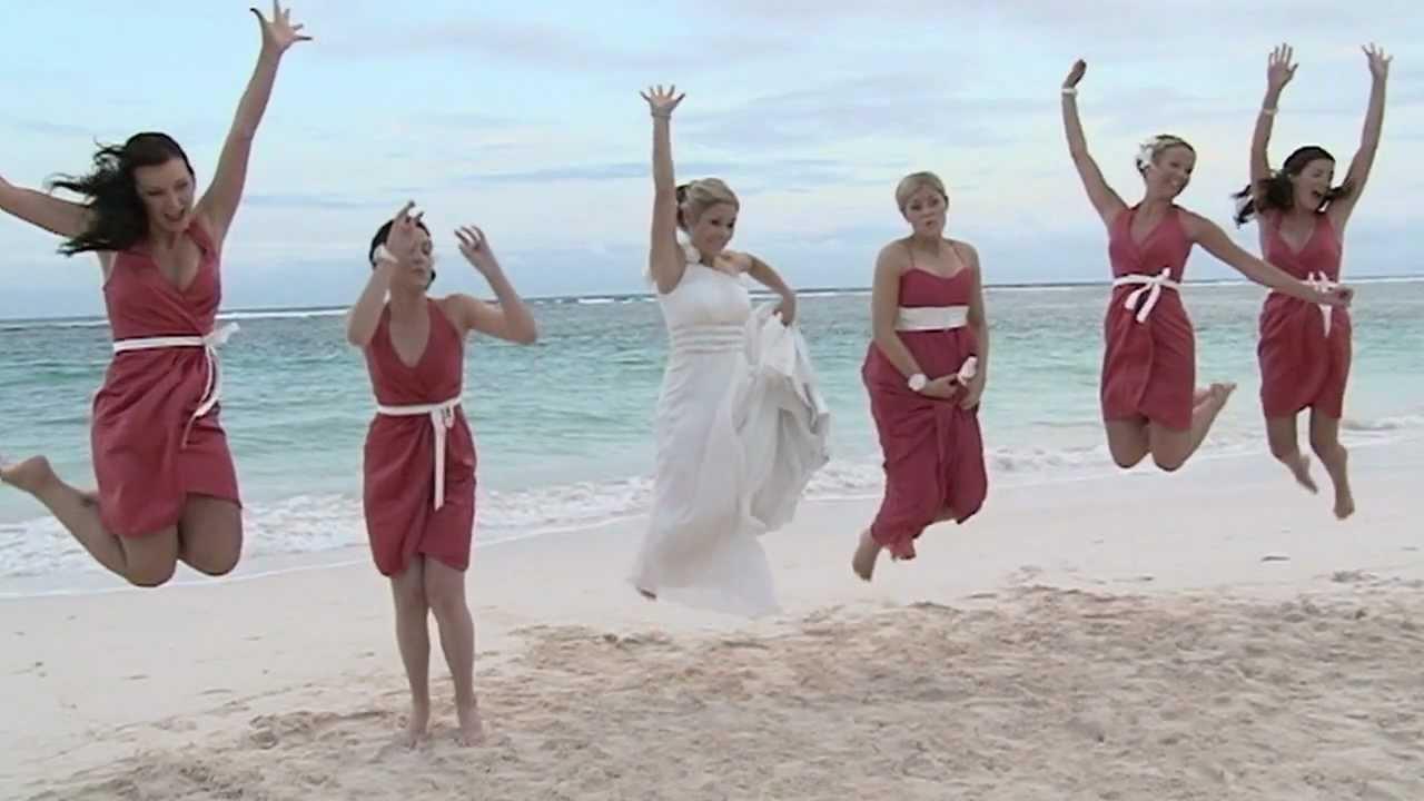 January 30 2012 Wedding MAJESTIC ELEGANCE Punta Cana YouTube