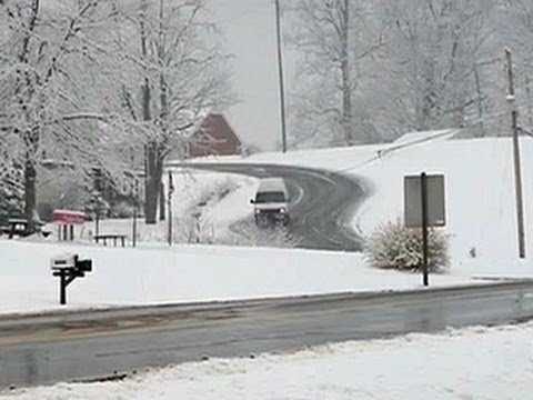 Storm brings dangerous conditions to Eastern Seaboard
