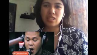 REACTION: Marcelito Pomoy sings 'The Prayer' (Celine Dion/Andrea Bocelli) LIVE on Wish 107.5 Bus