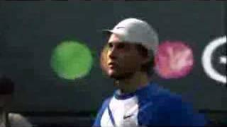 Top Spin 3 Game Trailer Wii