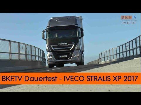 Iveco Stralis XP im BKF TV Dauertest - 6000 km mit dem Stralis