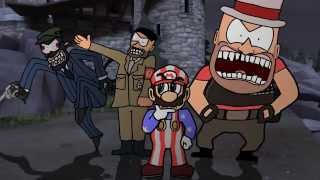 american_mario_goes_on_a_radical_night_of_debauchery_with_adolf_critler.nein