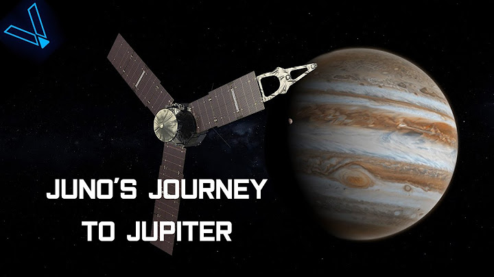 what has the juno spacecraft seen during its historic mission to jupiter 20112020 4k uhd