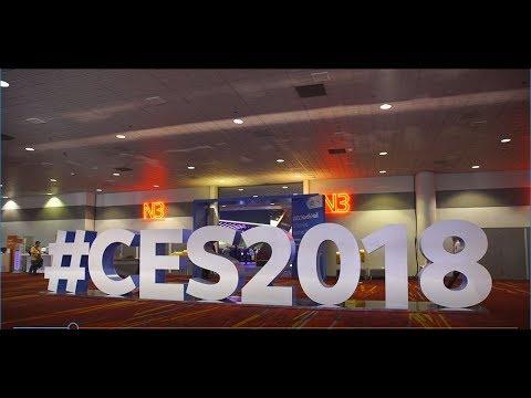 Bellus3D Face Camera Pro at CES 2018