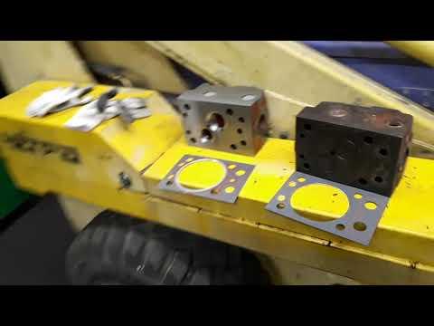 Мотор Zetor 6701 ремонт .